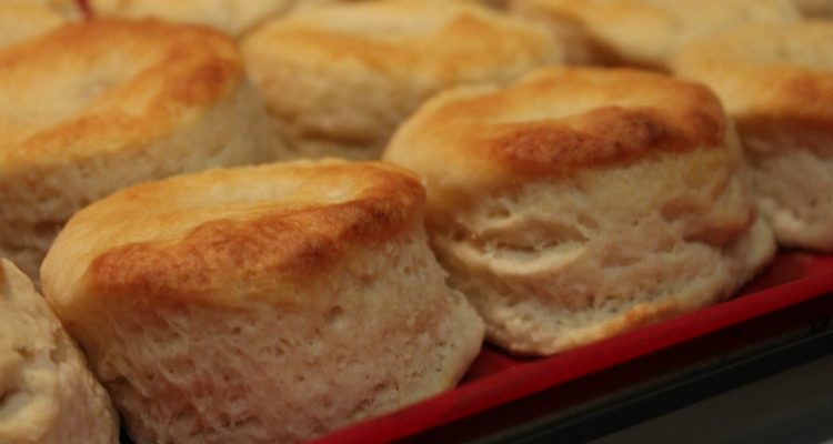 Last Minute Southern Style Buttermilk Biscuits
