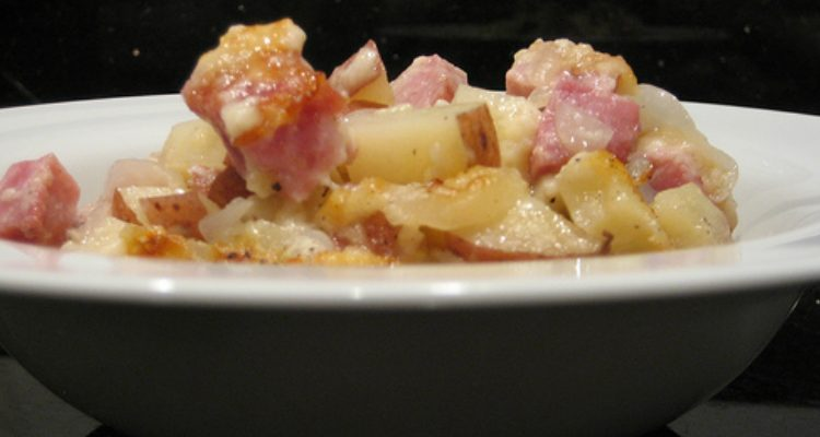 This Ham And Potato Casserole Never Gets Boring