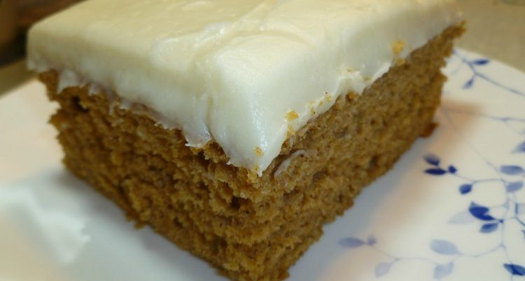 Creamy, Dreamy Pitch Perfect Pumpkin Spice Cake – It's To Die For!