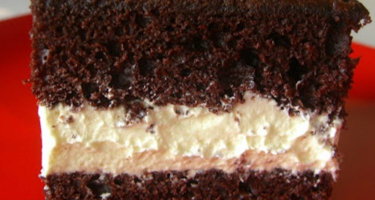 Sinfully Sweet And Oh So Tempting; Give Devil Dog Cake A Shot!