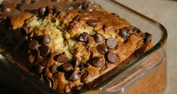 Minister Martin's Famous Chocolate Chip Banana Bread – It'll Make You Say Hallelujah!