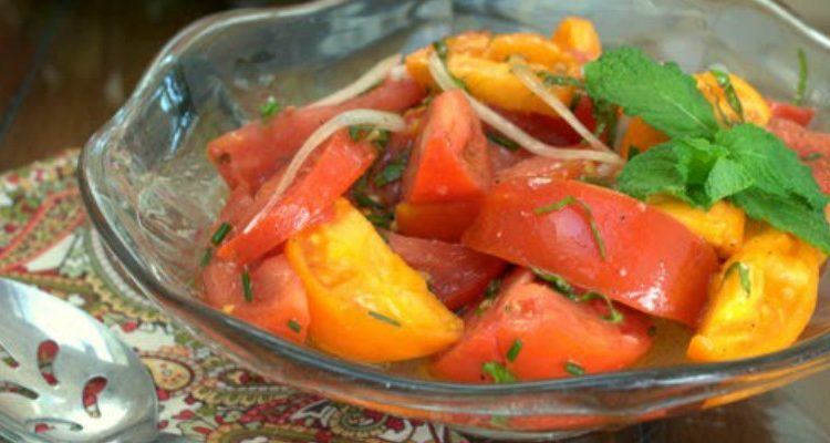 Marinated Tomatoes And Veggies Bring Your Taste Buds To Life