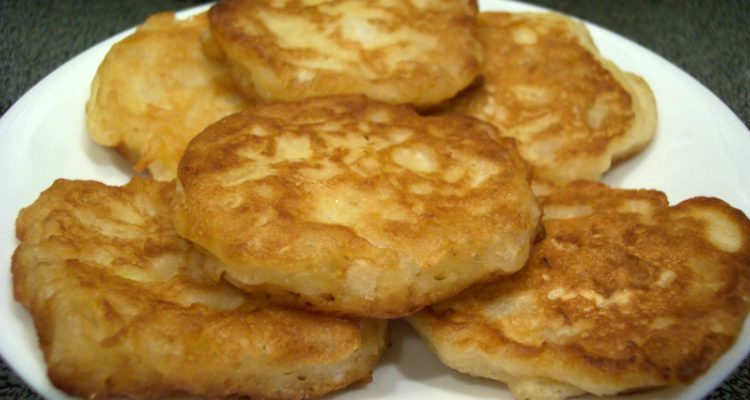 Onion Patties Inspired By Amish Traditional Cooking