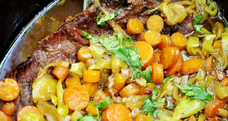 Majestic Mississippi Slow Cooker Roast