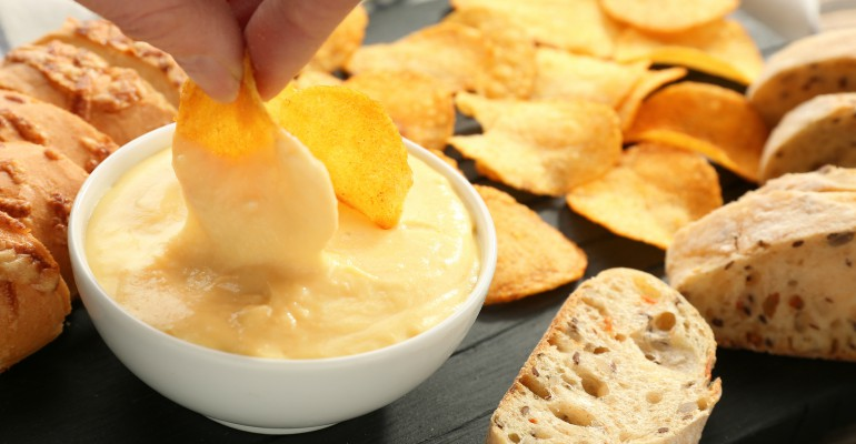 cheese queso dip